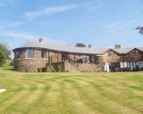 Dog Friendly Cottages Par Sands |Green Acres Cornwall Pet Friendly Holiday
